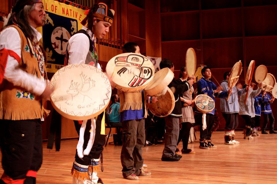 Festival of Native Arts UAF