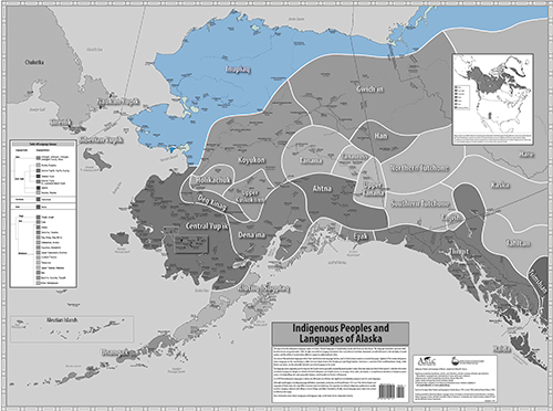 Indigenous Language Map - Inupiaq