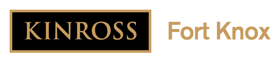 Kinross Fort Knox logo