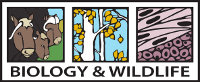 Biology & Wildlife Logo