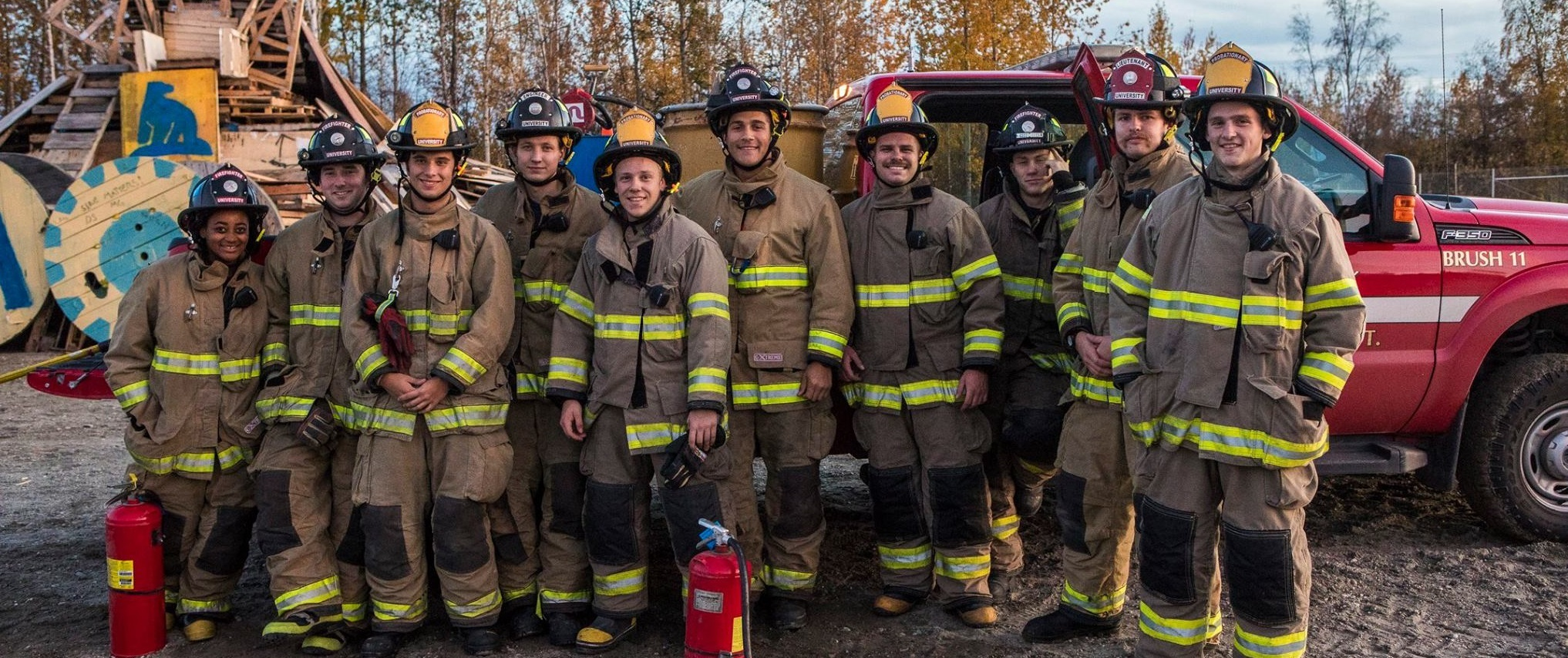 UAF Student Firefighters