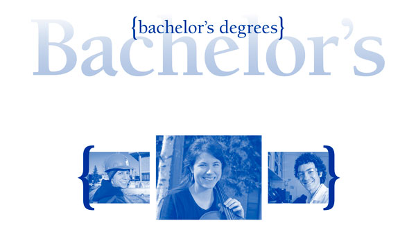 bachelors degree essay My last post for this blog let me reflect back on my bachelors degree,  for this  article i was prompted to consider the idea of an 'exit essay',.