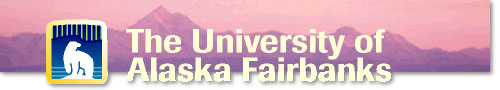 Logo. University of Alaska Fairbanks.