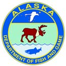 Alaska Department of Fish and Game Education & Outreach logo