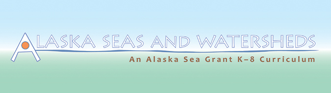 Alaska Seas and Watersheds logo