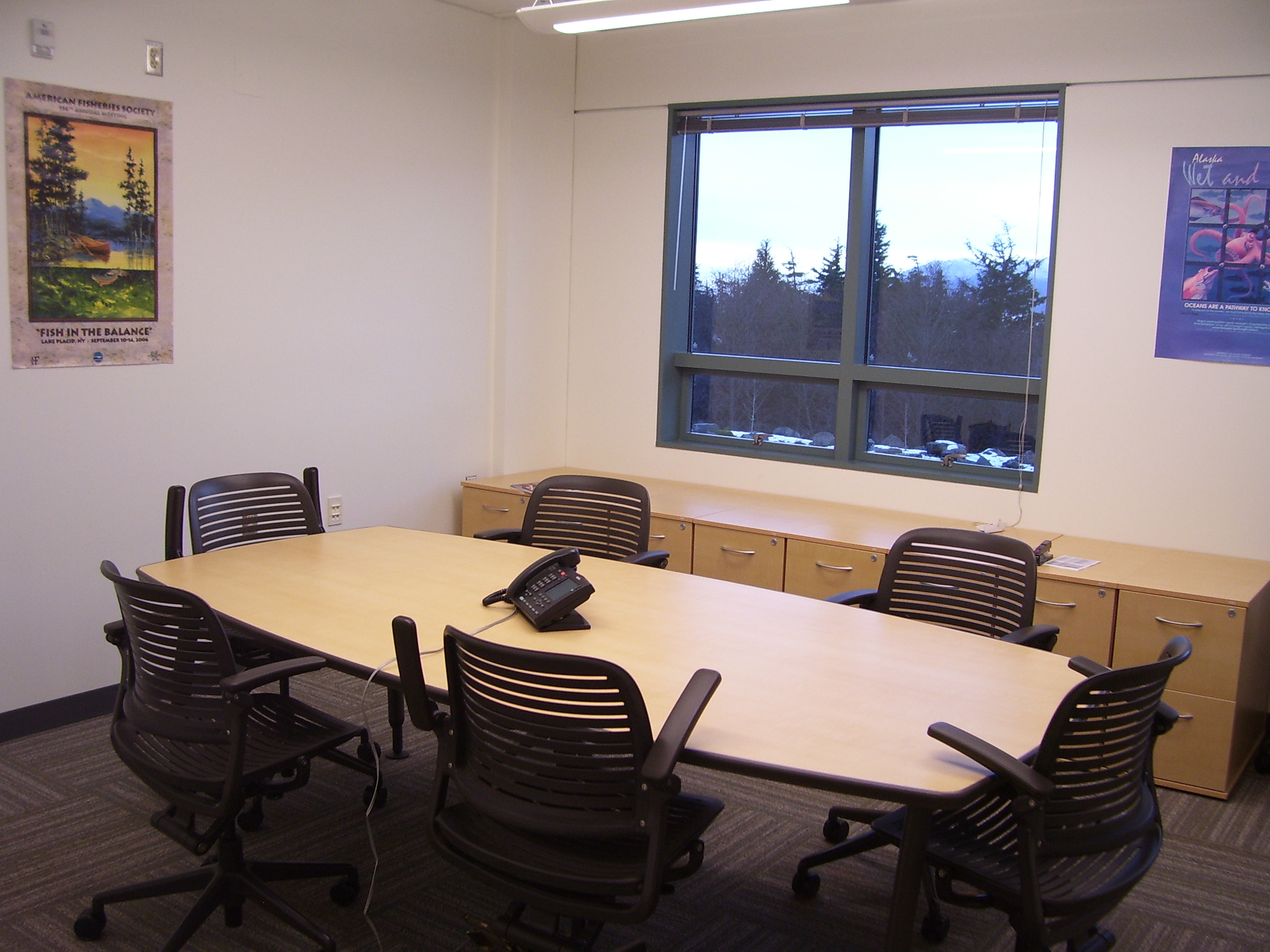 205 Lena Point | 6 people | conference room