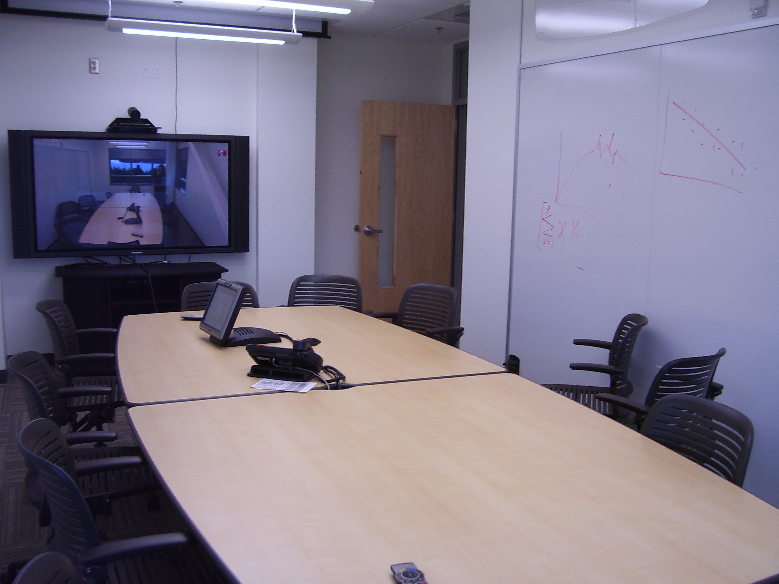 301 Lena Point | 12 people | videoconference room