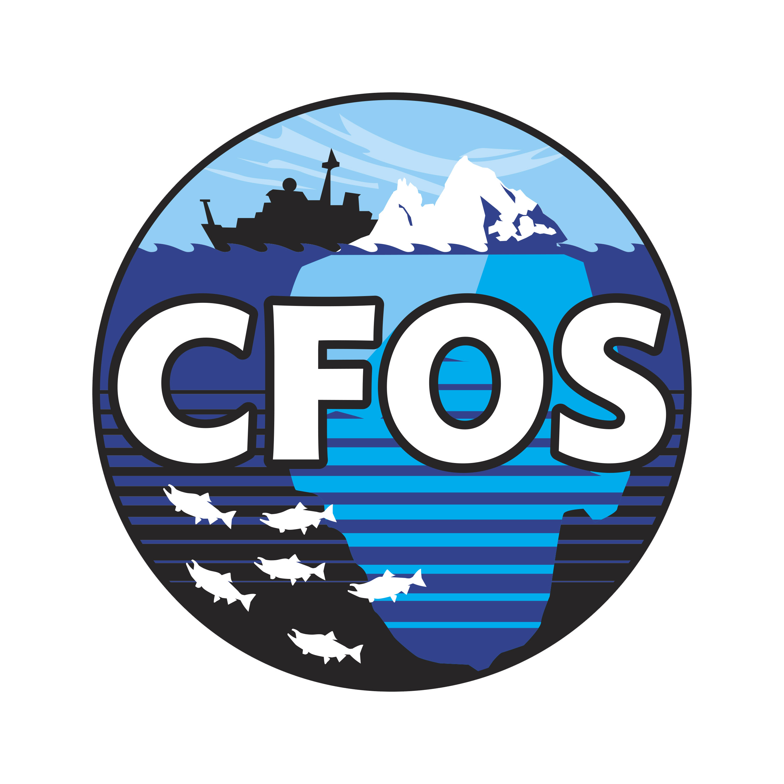 CFOS graphic - Color logo