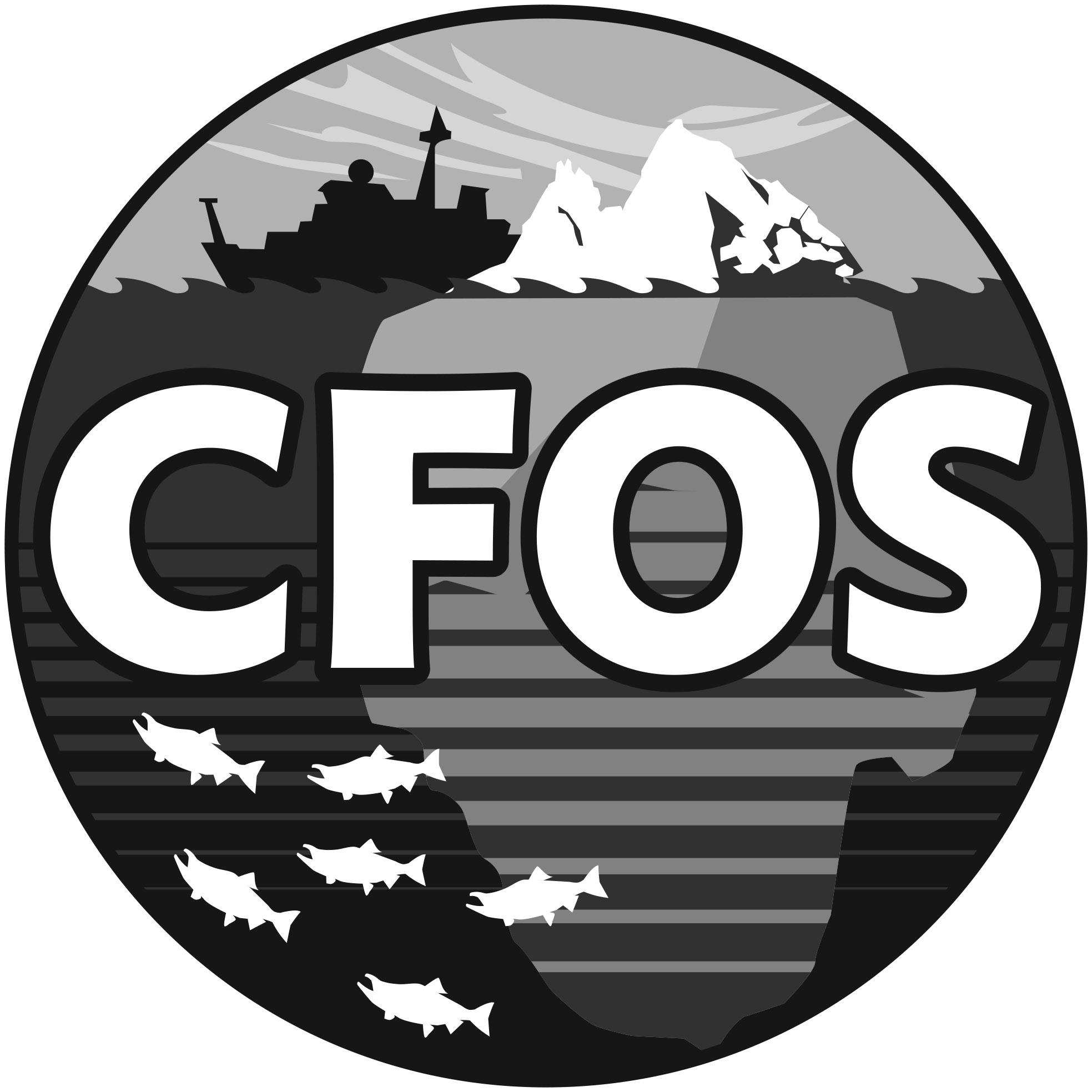 CFOS graphic - Gray logo