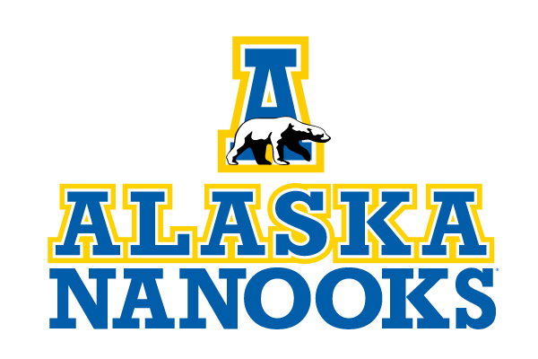 Alaska Nanooks athletic logo