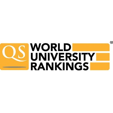 QS World University Rankings badge
