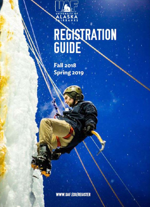 2018-2019 Registration Guide cover
