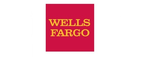 Logo of Wells Fargo Bank.