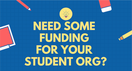 Student org funding image