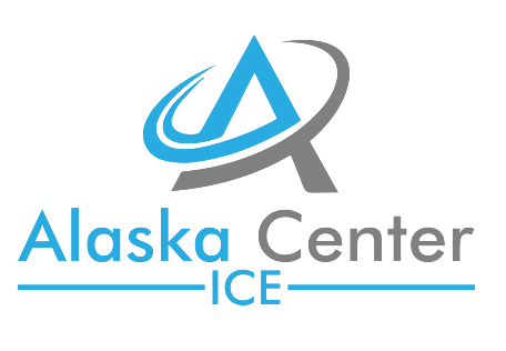 Alaska Center Ice logo