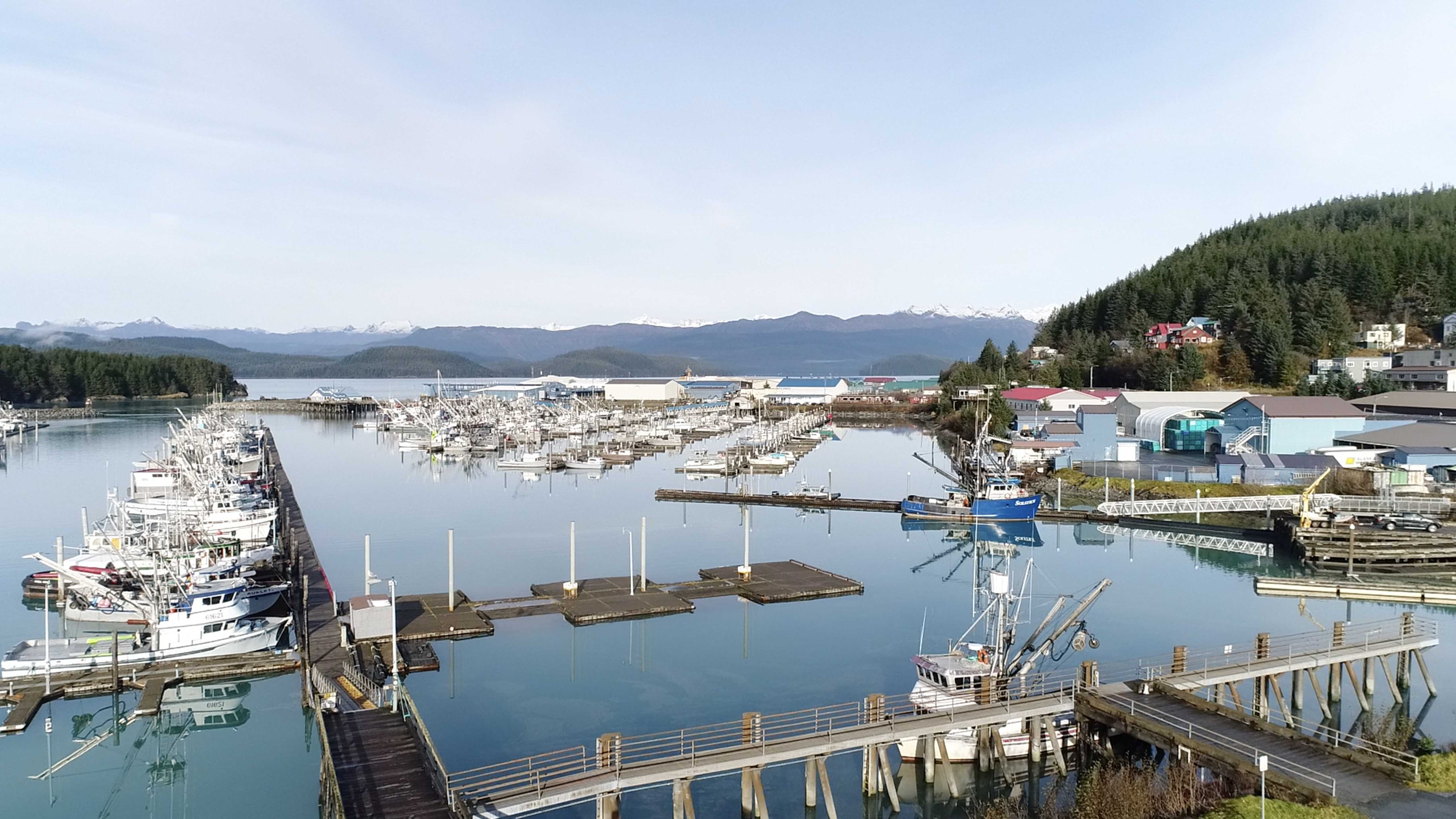 Cordova's fishing industry is a major player in Alaska's blue economy. Photo by Amanda Byrd.