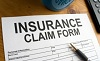 Insurance claim form image