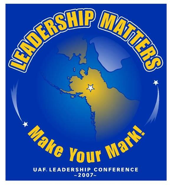 Leadership Matters  - Make Your Mark - Logo