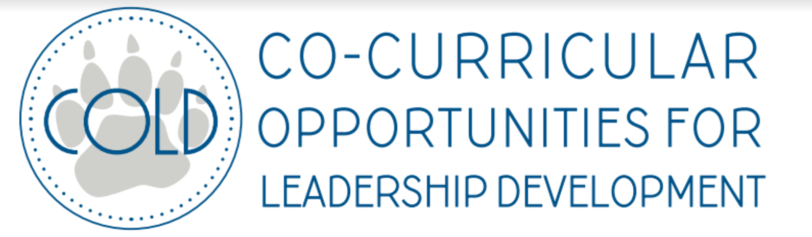 COLD co-curricular opportunities for leadership development