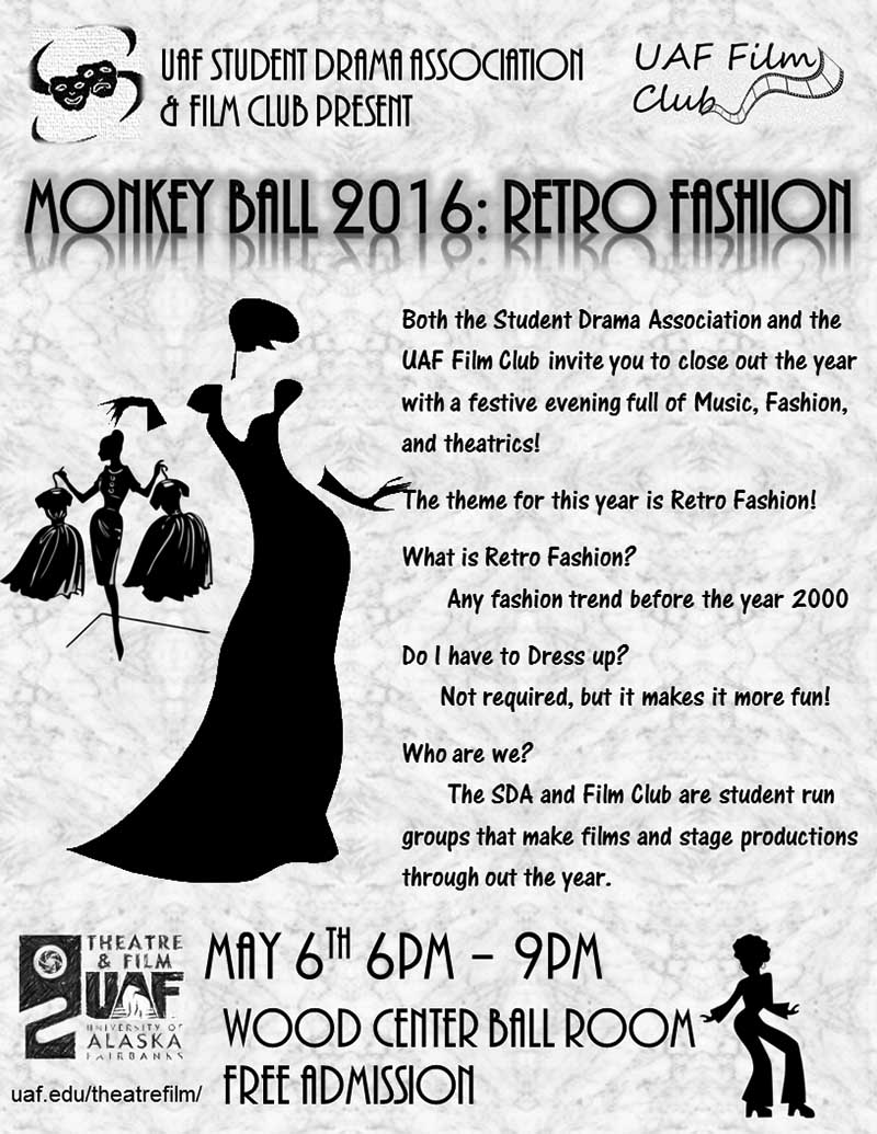 Monkey Ball (party!) 2016