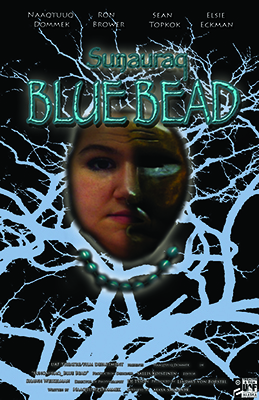 Blue Bead - poster