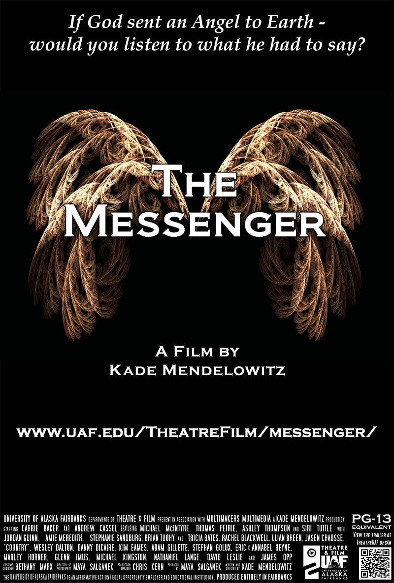 The Messenger - poster