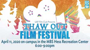 Thaw Out Film Festival graphic 2020